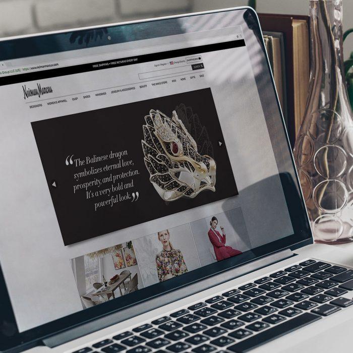 John Hardy Lookbook for Neiman Marcus
